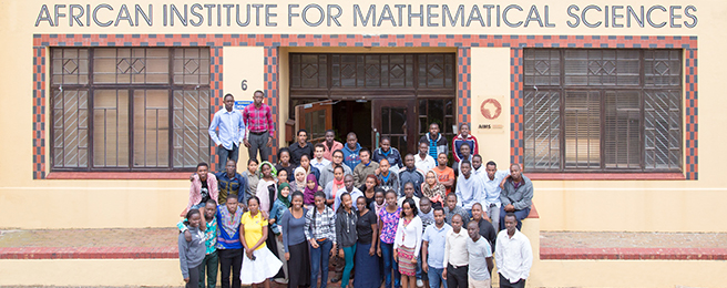 AIMS-Students-south africa
