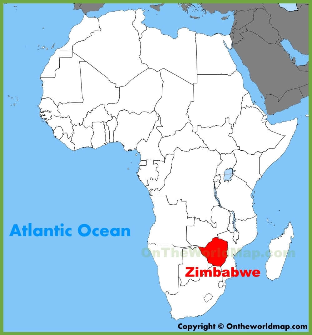zimbabwe-location-on-the-africa-map